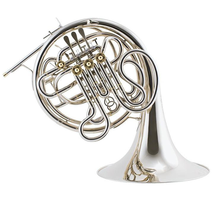 CG Conn Professional Model V8D Double French Horn